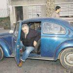 Feliz 2018, José Mújica, ex presidente Uruguayo