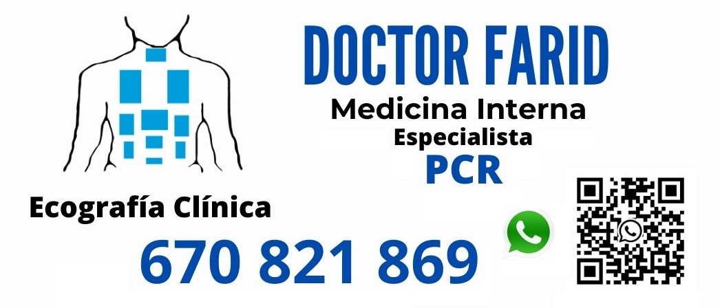 Doctor Farid | Médico internista | Ecografía clínica | Dénia – Javea
